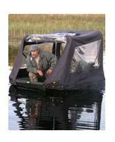 Охота и рыбалка на самодельных вездеходах